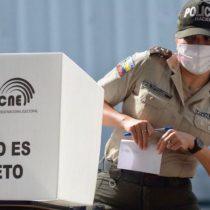 Elecciones en Ecuador y Perú: conteo oficial da ventaja a Lasso frente a Arauz en la pelea por la presidencia y candidato radical de izquierda Castillo lidera sondeo a boca de urna