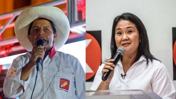 Pedro Castillo vs. Keiko Fujimori: las propuestas de los candidatos que se disputarán la presidencia de Perú en segunda vuelta