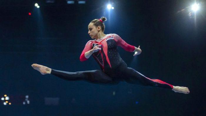 El traje con el que unas gimnastas alemanas quieren combatir la sexualización de las deportistas