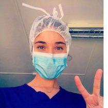El crudo relato a la BBC de una enfermera en el centro de la pandemia en Chile:
