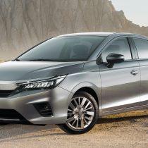 Honda lanza en Chile la nueva generación del City 2021