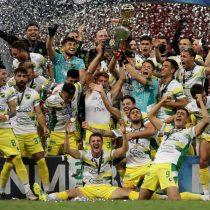 Defensa y Justicia da vuelta la serie ante Palemeiras y conquista la Recopa Sudamericana en una final épica