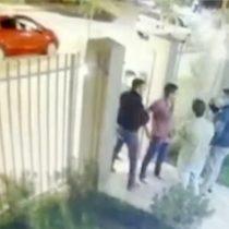 Se metieron hasta en la piscina y agredieron al conserje: cinco carabineros participaron de fiesta clandestina en Talca