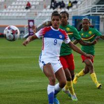 Chile golpea primero ante Camerún rumbo a Tokio