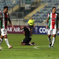 Goianiense venció a Palestino y lo hunde en la Copa Sudamericana