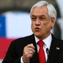 """Presidente Piñera dice que reglamento sanitario internacional ha sido """"insuficiente"""" para enfrentar la pandemia y plantea """"reforzar"""" institucionalidad multilateral"""