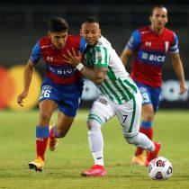 Universidad Católica cayó en Colombia en su debut por la Copa Libertadores