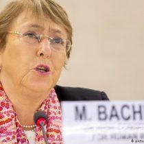 Bachelet advierte que Birmania puede caer en un conflicto como el de Siria