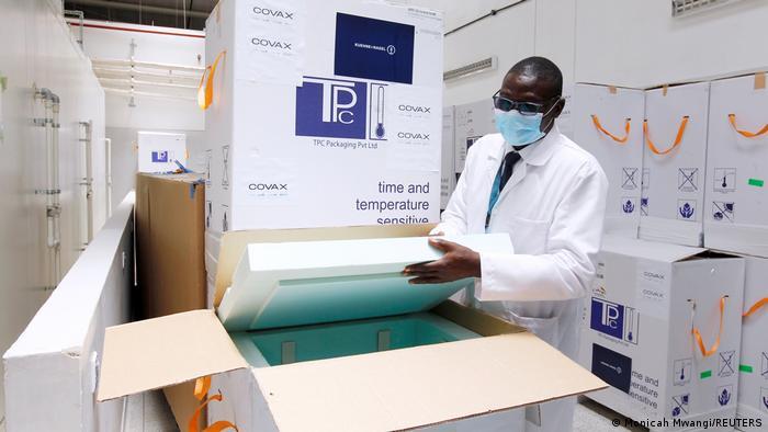Coronavirus: algunos países aún no reciben ninguna vacuna