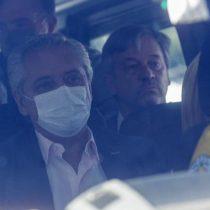 Presidente de Argentina Alberto Fernández anuncia que dio positivo en test de COVID-19