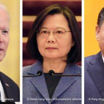 China molesta con EE.UU. por visita de alto nivel a Taiwán
