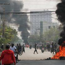 """""""Gobierno legítimo"""" de Birmania presenta a la ONU 180 mil pruebas de abusos de militares contra civiles"""