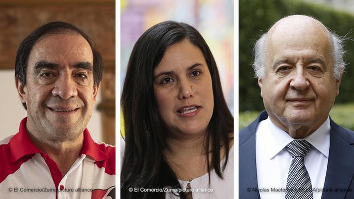 Encuesta vaticina unas cerradas elecciones presidenciales en Perú
