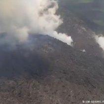 El volcán de San Vicente y Granadinas registra una segunda gran erupción