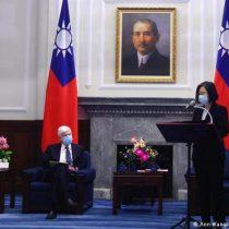 Estados Unidos reafirma su apoyo a Taiwán en materia de defensa