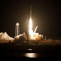 Cápsula Crew Dragon de SpaceX se acopla a la Estación Espacial Internacional