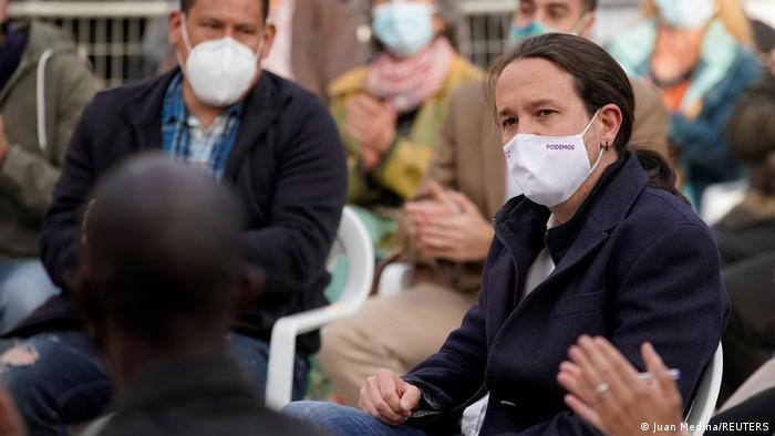 Tensión en España tras amenazas de muerte al líder de Podemos, Pablo Iglesias