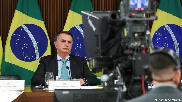 Senado de Brasil investiga gestión de la pandemia por Bolsonaro