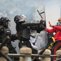 Colombia: protestas contra impuestos dejan a dos personas fallecidas, más de 40 lesionados y 26 detenidos
