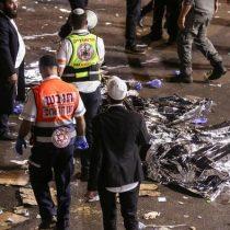 Decenas de muertos deja estampida en una peregrinación en Israel