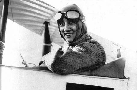 Adrianne Bolland: la mujer que hace 100 años sobrevoló por primera vez la Cordillera de los Andes