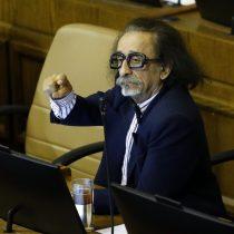 Detienen a diputado Raúl Alarcón por transitar en vehículo con documentos vencidos: tampoco portaba permiso de desplazamiento