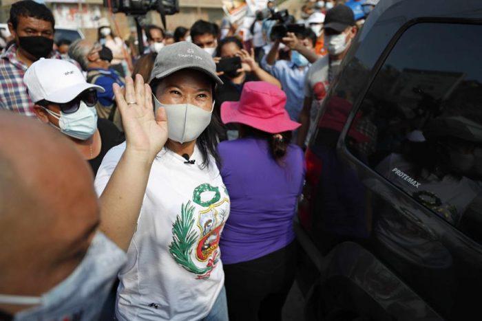 Bolsonaro, Bukele y Keiko Fujimori: la posta trumpista