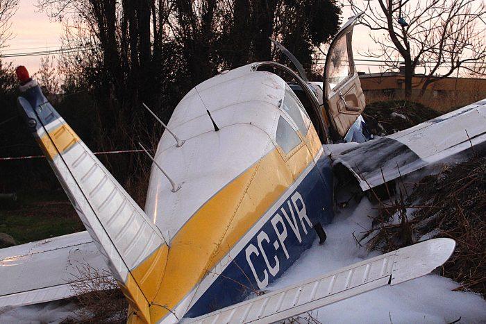 Corte de Apelaciones ratifica condena y ordena al Fisco a indemnizar a familiares y víctimas de caída de avioneta en Peñalolén en 2008