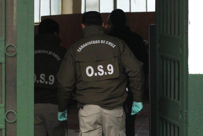 Decretan prisión preventiva contra funcionario del Poder Judicial que tenía armas de guerra y explosivos