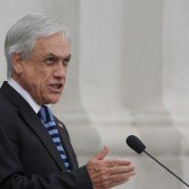 """Presidente Piñera llama al Gobierno venezolano a asumir """"total compromiso"""" con la libertad, democracia y DD.HH."""