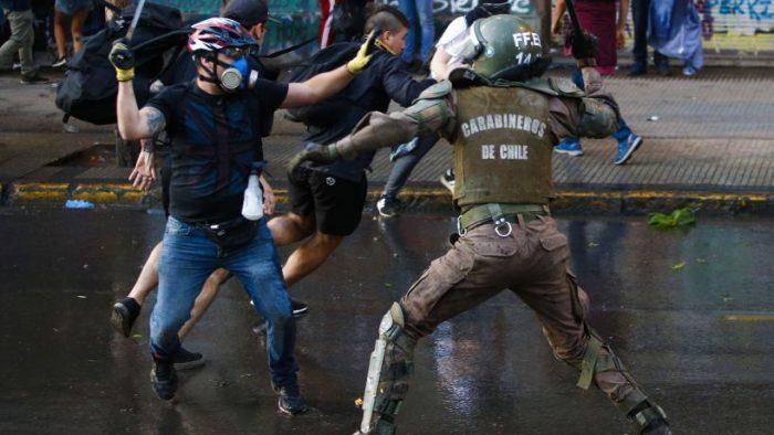 Informe del Gobierno de EE.UU da cuenta de violaciones a los DD.HH en Chile