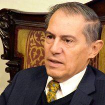 Otra oportunidad para Mera: ministro encabeza quina para reemplazo de Carlos Aránguiz en la Suprema