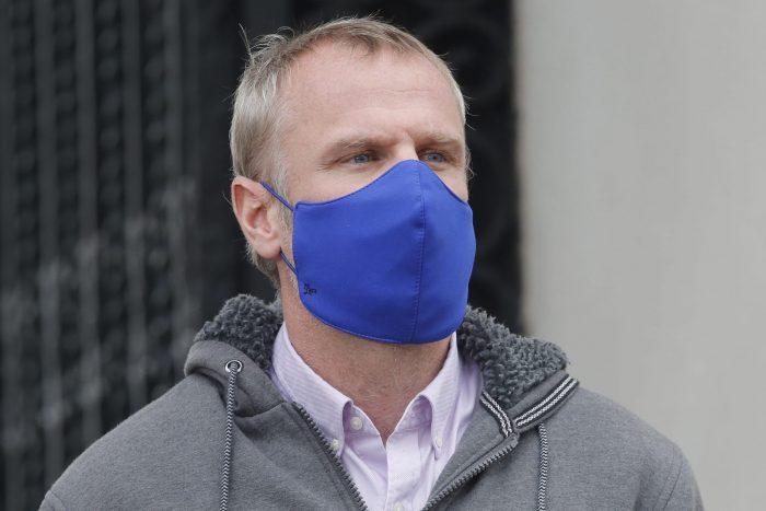 Parlamentarios Evópoli informan que senador Felipe Kast está contagiado por Covid-19