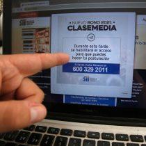 Postulación ya está disponible: SII implementa acceso a Bono Clase Media tras reclamos en redes sociales