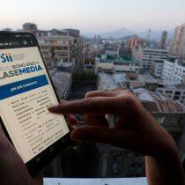 SII recibió más de 570 mil solicitudes al Bono Clase Media en primeras horas del proceso