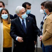 Siguen las reuniones en La Moneda: Presidente Piñera sostuvo encuentro con Chile Vamos, incluyendo los presidenciables
