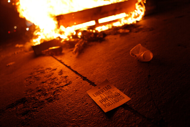 Huelga general sanitaria: Manifestaciones en Plaza Ñuñoa y otros puntos del país