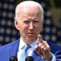 Biden: violencia con armas en EE. UU. es una