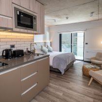 Nueva tendencia de arrendar para vivir en un hotel, suma adeptos y se extiende en el país