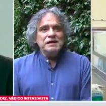 Doctor Glenn Hernández: «Este país no le ha dado un minuto de silencio a todos los pacientes que fallecieron. Están muriendo cada 12 a 15 minutos»