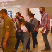 29 detenidos por fiesta clandestina en laboratorio de pruebas PCR en Providencia