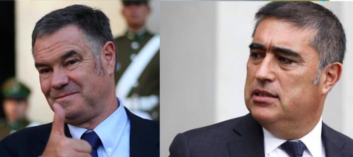 Cote Ossandón le sale al camino a Desbordes y se complejiza puzzle presidencial en RN