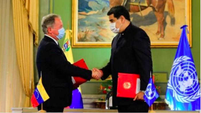 Crisis en Venezuela   El insólito acuerdo de la ONU con el país para alimentar a 185.000 niños