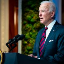 Cambio climático: Biden promete recortar las emisiones de CO2 de EE.UU. a la mitad para finales de década