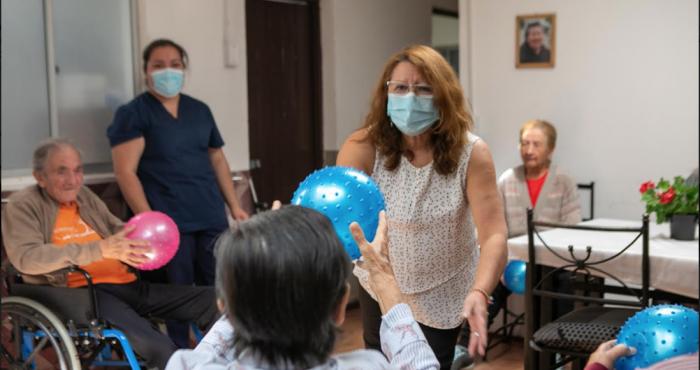 Paula y Orfelina de Puente Alto: dos hogares que pasan la prueba de El Agente Topo