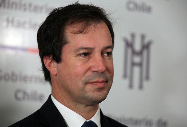 Lucas Palacios, el ministro sin agenda