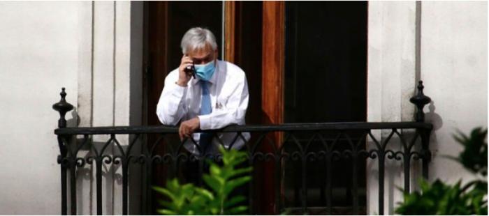 El día que se acabó el Gobierno de Sebastián Piñera
