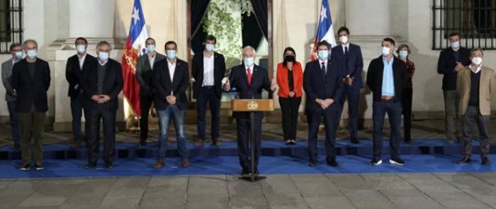 ¿Intervencionismo electoral del Presidente Sebastián Piñera?