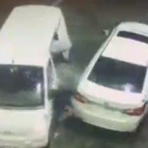 Hombre frustró asalto en Independencia luego de rociar con bencinas a quienes disponían robarle sus pertenencias
