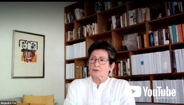 """Presidenta de la Asociación de AFP: """"El sistema de reparto de los militares va a caer por su propio peso, no se puede mantener"""""""